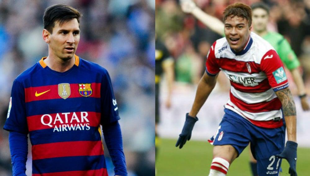 Messi vs Peñaranda: dos atacantes en su mejor momento