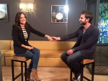 Mónica Carrillo entrevista a Dani Rovira