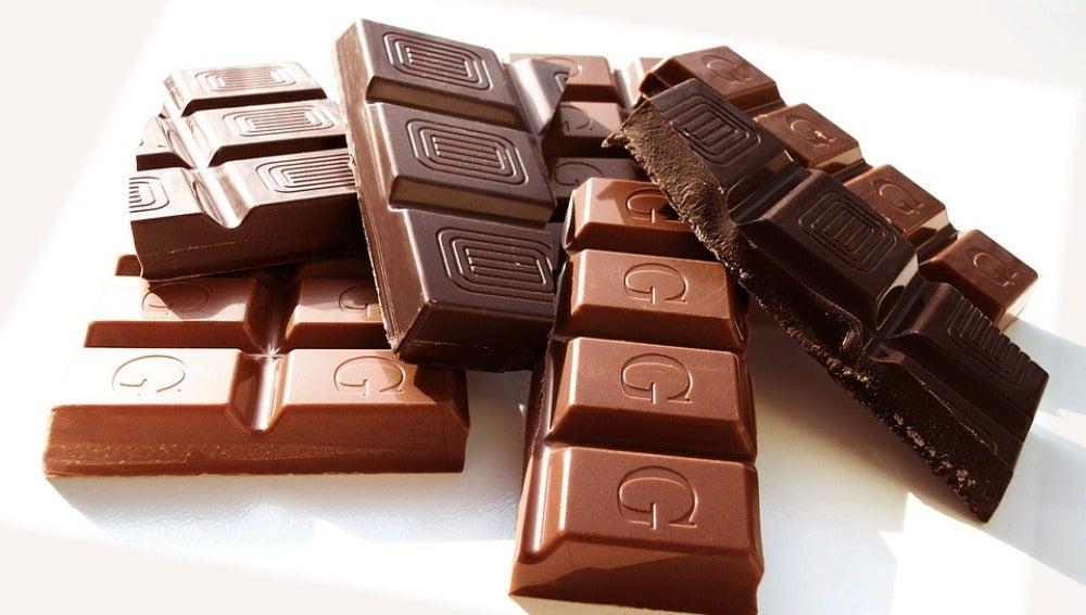 ¿Tienes tos? Toma un poco de chocolate.