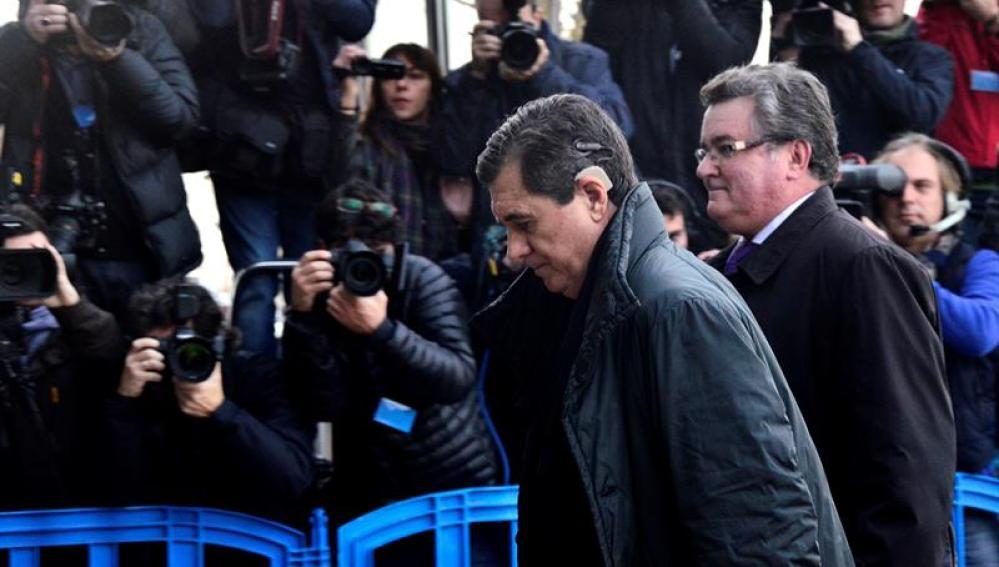 El expresidente del Govern balear y exministro de Medio Ambiente, Jaume Matas