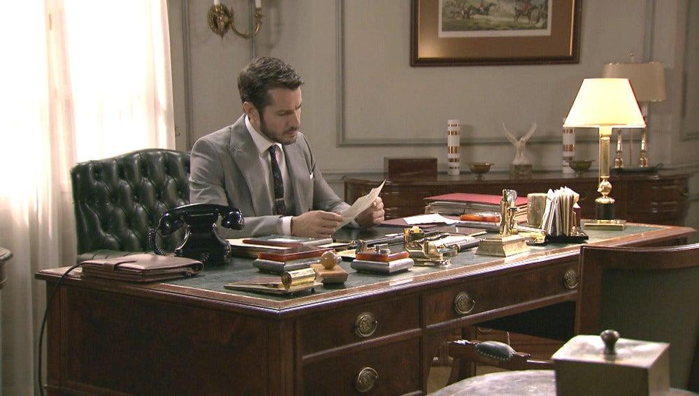 Miguel recibe una misteriosa carta de México