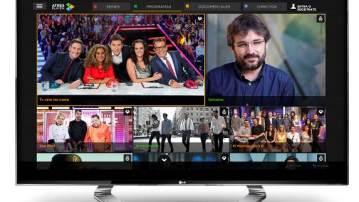 Atresplayer en Smart TV