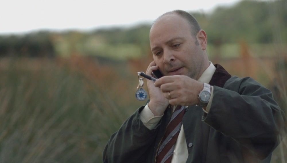 Vidal encuentra unas llaves