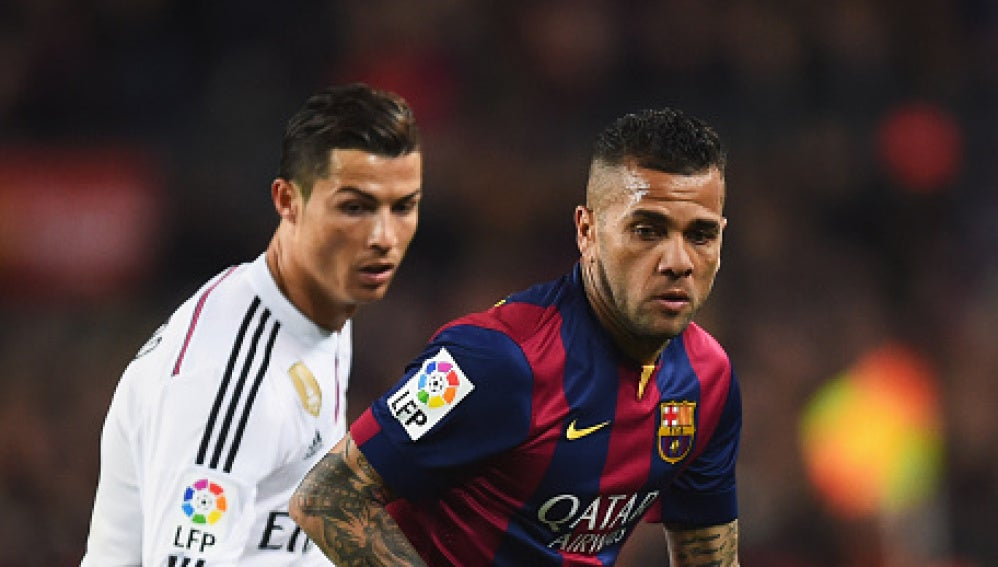 Cristiano y Alves