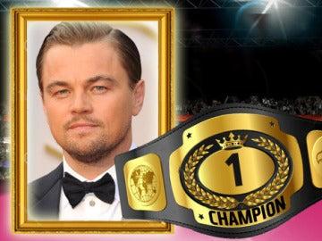 Leonardo DiCaprio gana la batalla celebrity de la semana