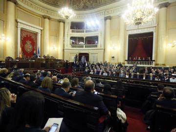 Constitución del Senado