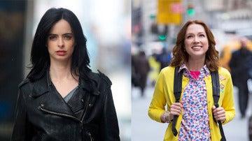 'Jessica Jones' y 'Unbreakable Kimmy Schmidt'
