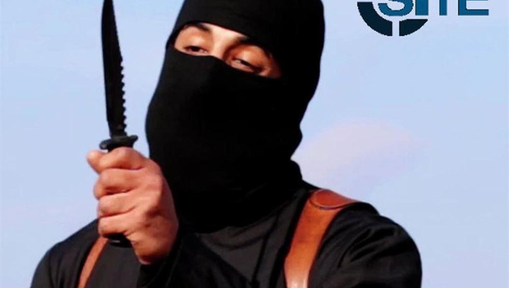 El terrorista conocido como 'John, el yihadista'