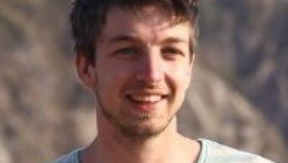 El joven francés Julien Chorier