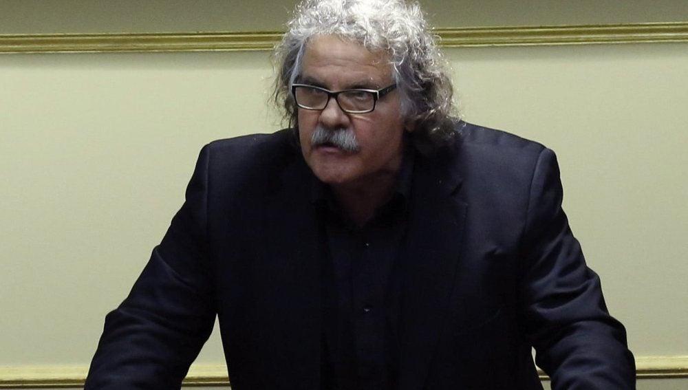 Joan Tardá, diputado de ERC