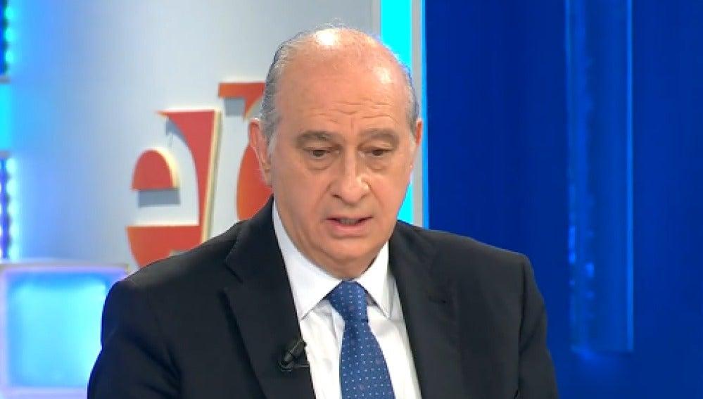 Fernández Díaz, en Espejo Público