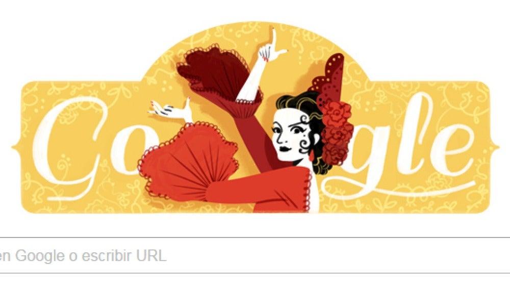 Lola Flores cumpliría 93 años