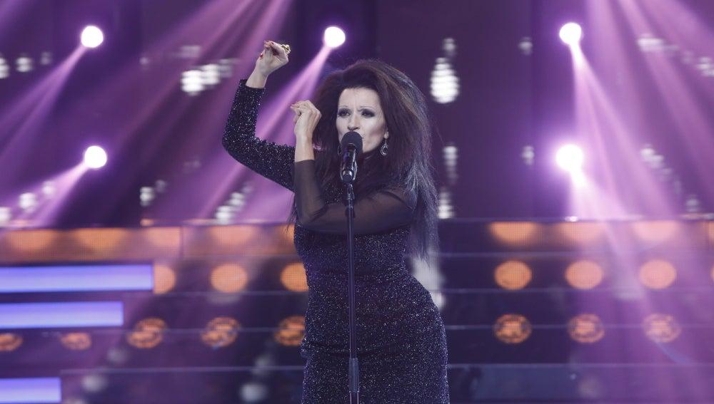 Silvia Abril imita a Alaska en 'Tu cara me suena'
