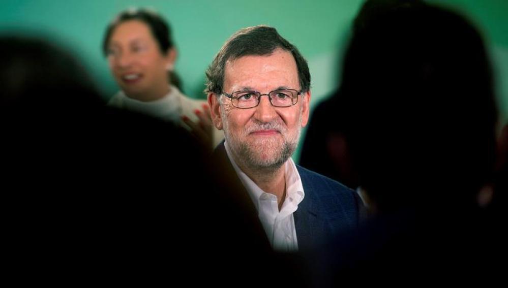 Rajoy, en un acto en Córdoba