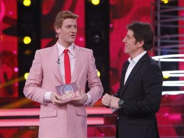 Edu Soto gana la segunda semifinal de 'Tu cara me suena'