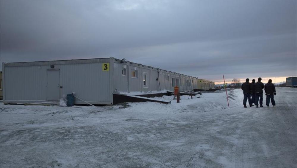 Noruega a 30 grados bajo cero