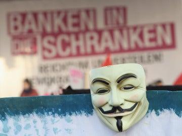 Máscara de Anonymous