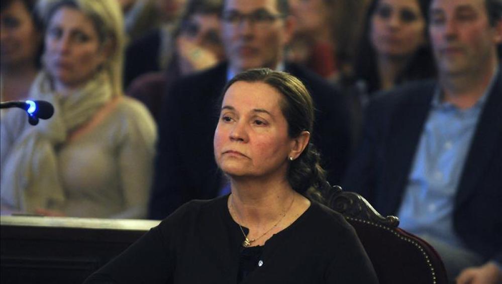 Montserrat González, acusada de la muerte de la presidenta de la Diputación de León