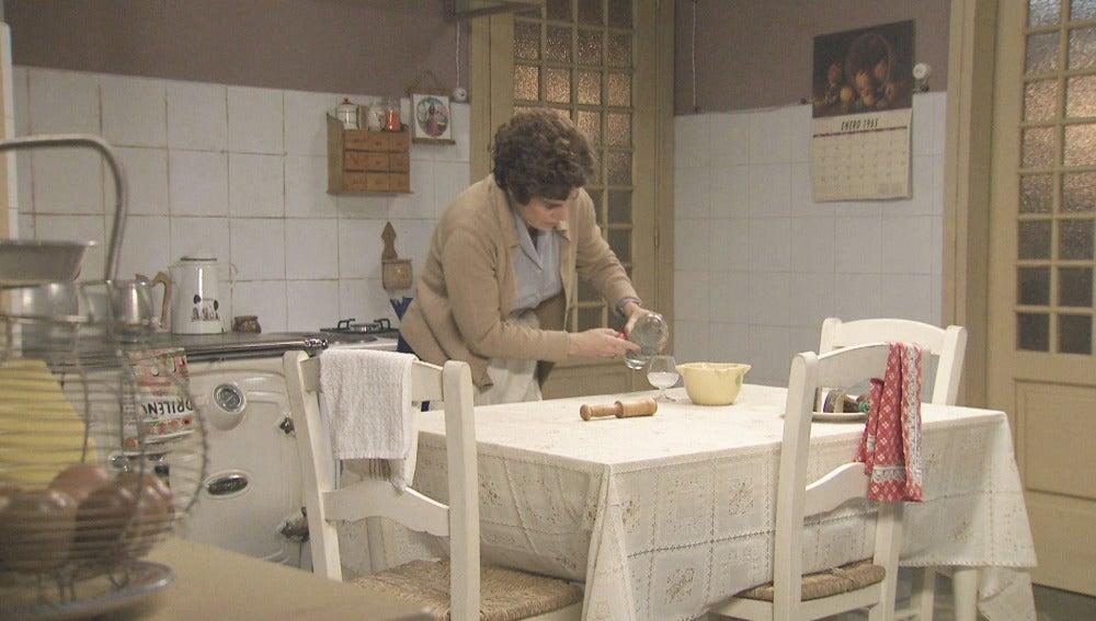 Benigna prepara una trampa para acabar con Elías
