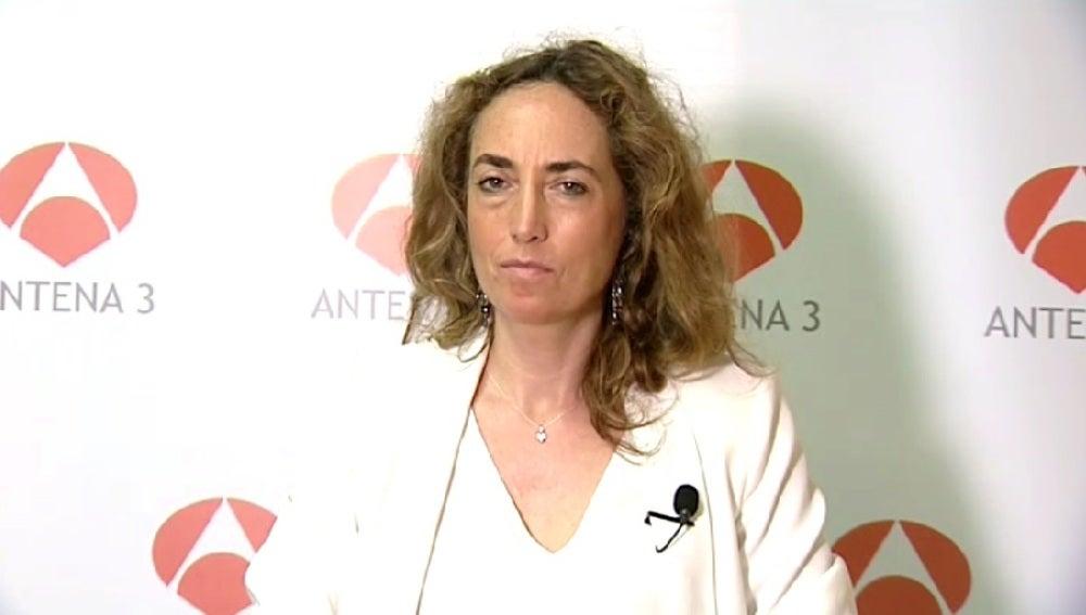 La líder de Ciudadanos en Valencia, Caroina Punset