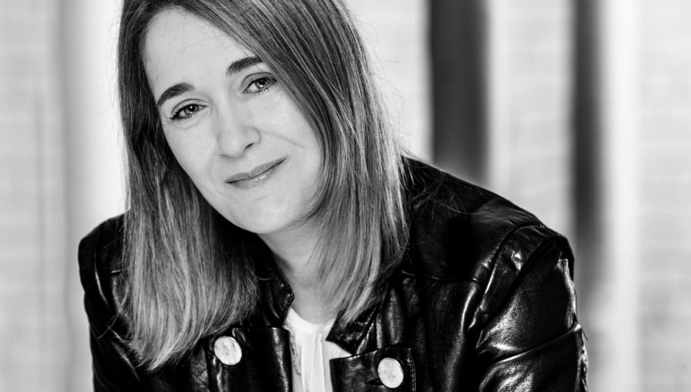 La escritora Marta Rivera de la Cruz