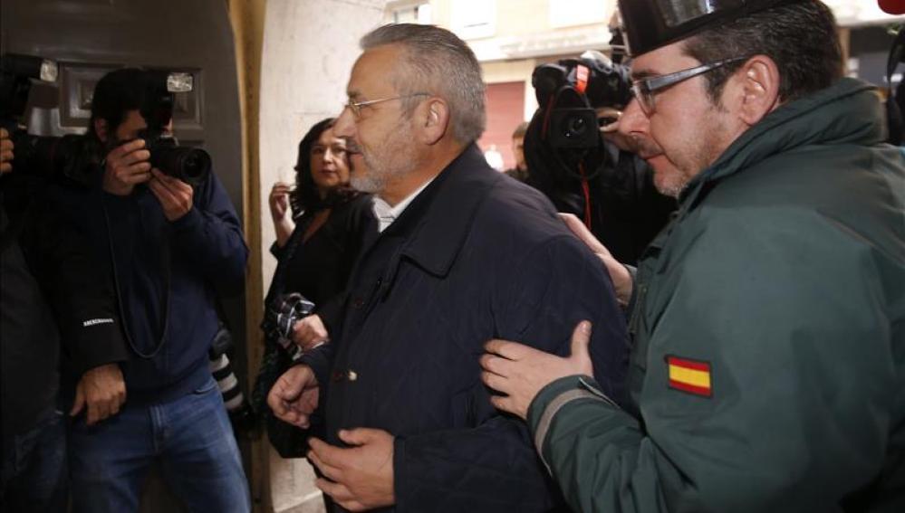 El concejal popular en el Ayuntamiento de Valencia Miquel Domínguez, imputado en el caso Imelsa