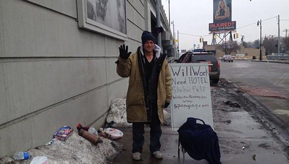 Abe Hagenston, el vagabundo de Detroit