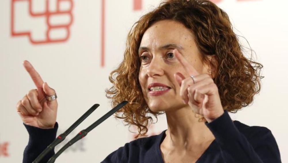 """Batet ve a Sánchez """"fuerte internamente"""" y dice que se ha ganado el """"liderazgo social"""""""