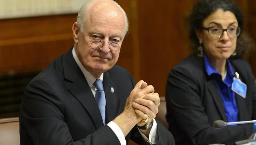 La oposición siria no negociará hasta que reciba garantías sobre la situación humanitaria