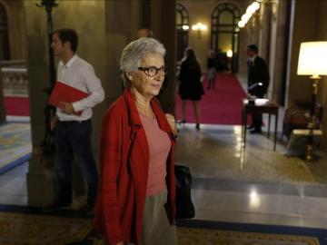 La diputada de Junts pel Sí, Muriel Casals