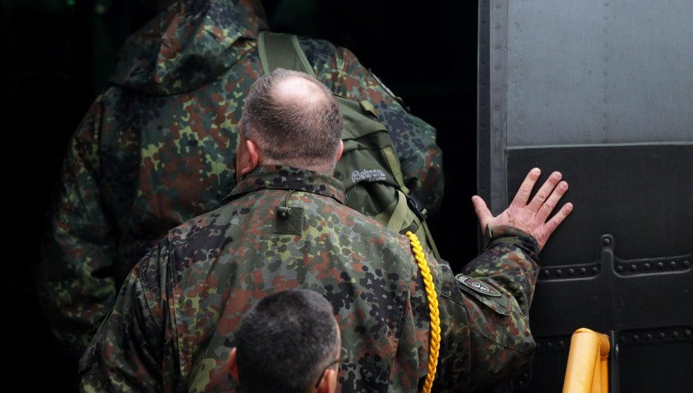 Militares holandeses
