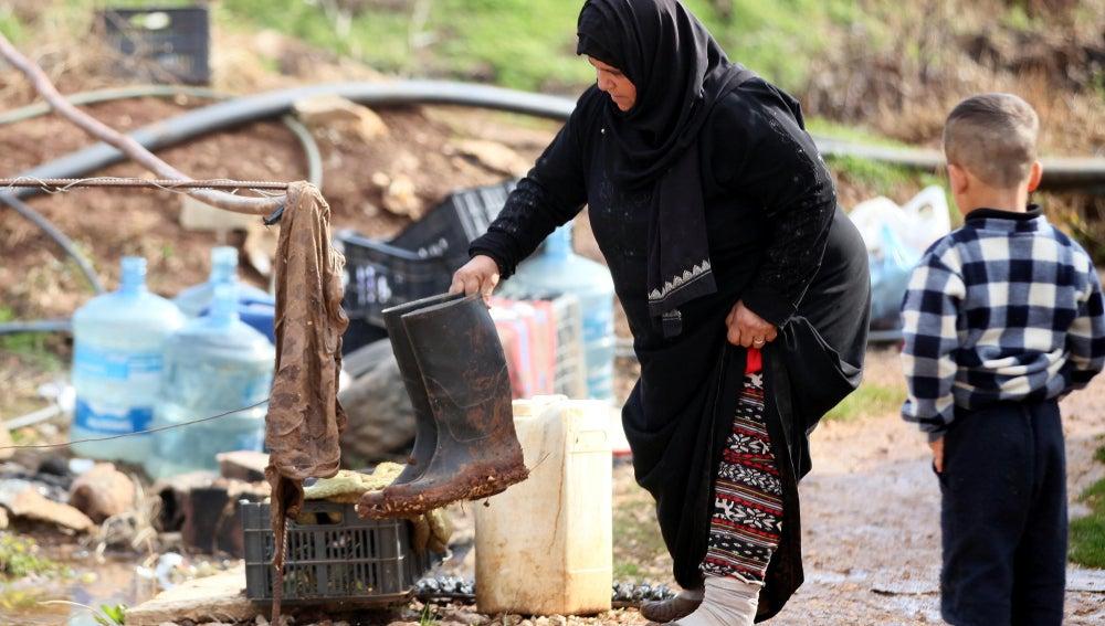 Líbano es el país con mayor número de refugiados per cápita