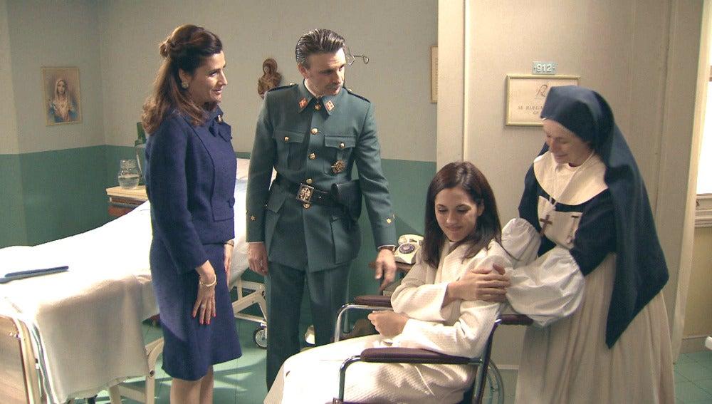 Sofía será sometida a una operación de vida o muerte