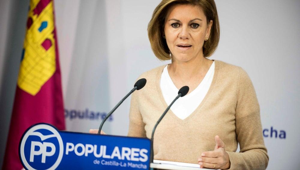 María Dolores de Cospedal