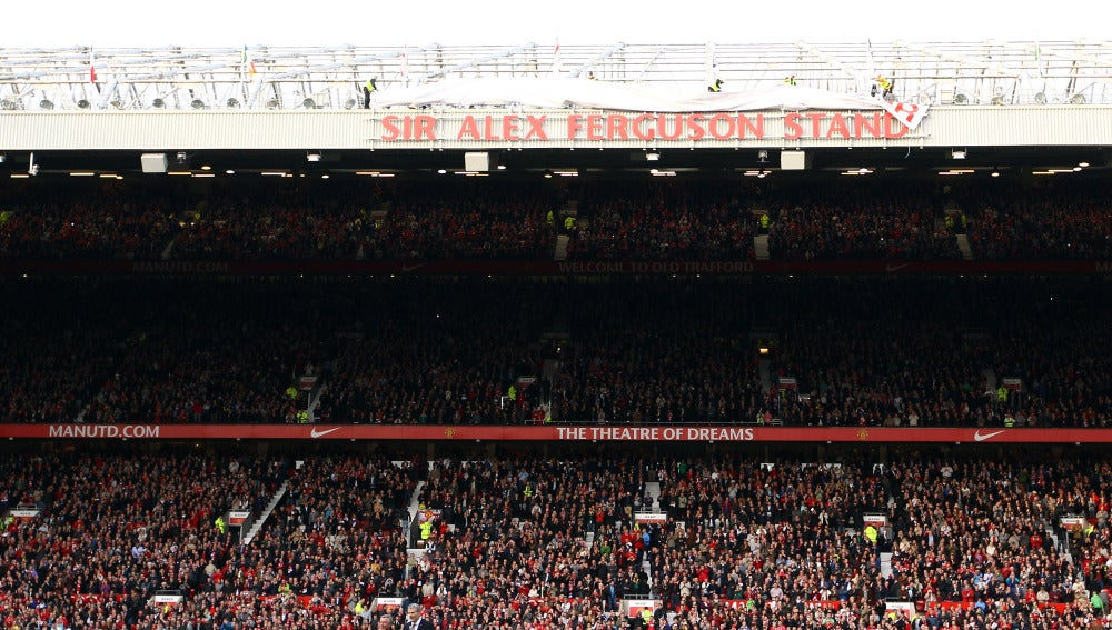 Sir Alex Ferguson Stan