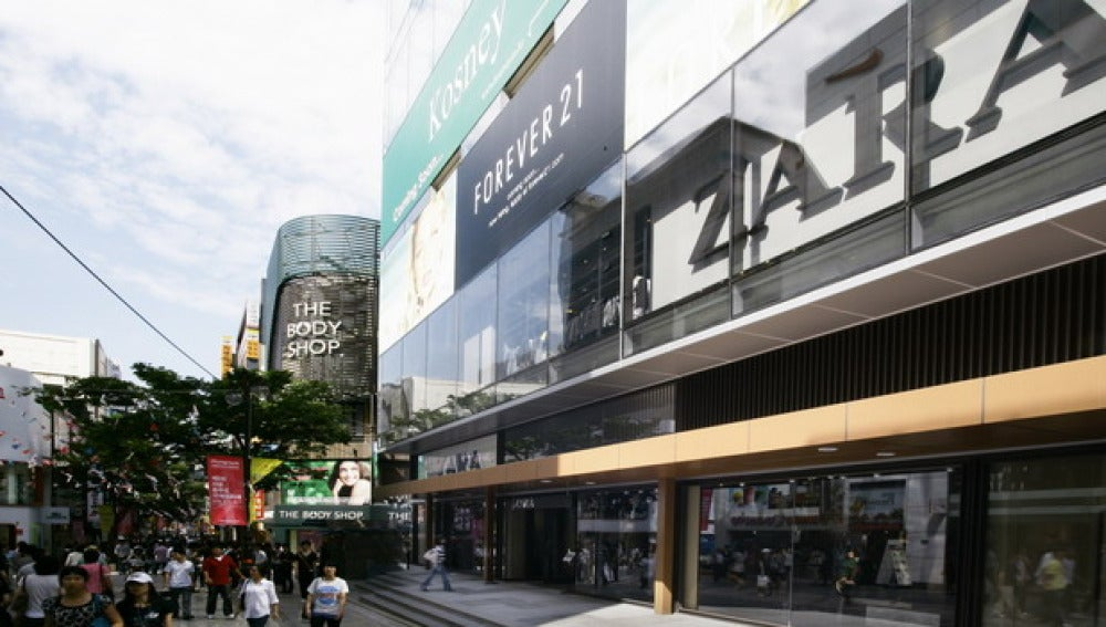 El edificio M Plaza, primera inversión de Amancio Ortega en Asia