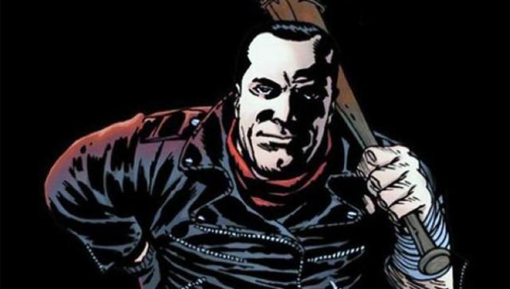 Negan, nuevo personaje de 'The Walking Dead'