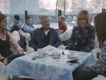 Sergio Dalma y Susanna Griso en 'Dos días y una noche'