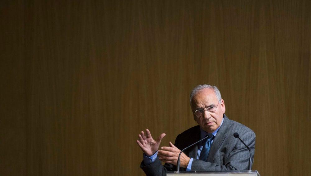 Alfonso Guerra, exdiputado del PSOE
