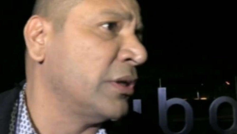 El padre de Neymar pierde los nervios y agrede a un periodista de la Sexta