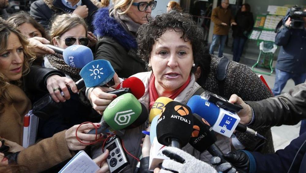 María Salmerón, la mujer indultada tras incumplir el régimen de custodia