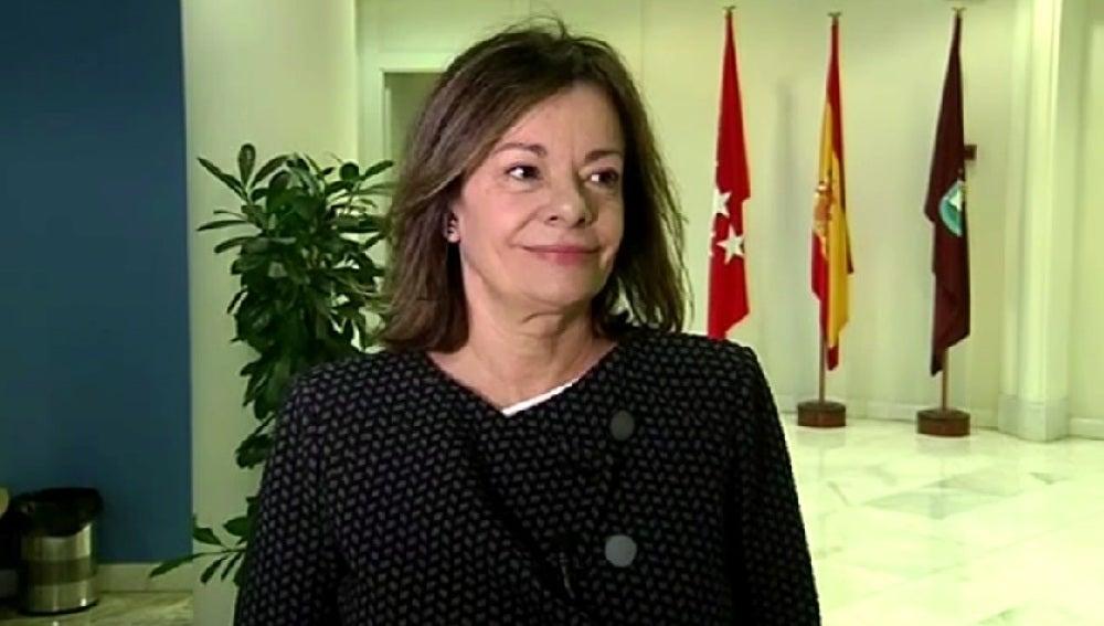 Isabel Rosell en Espejo Público