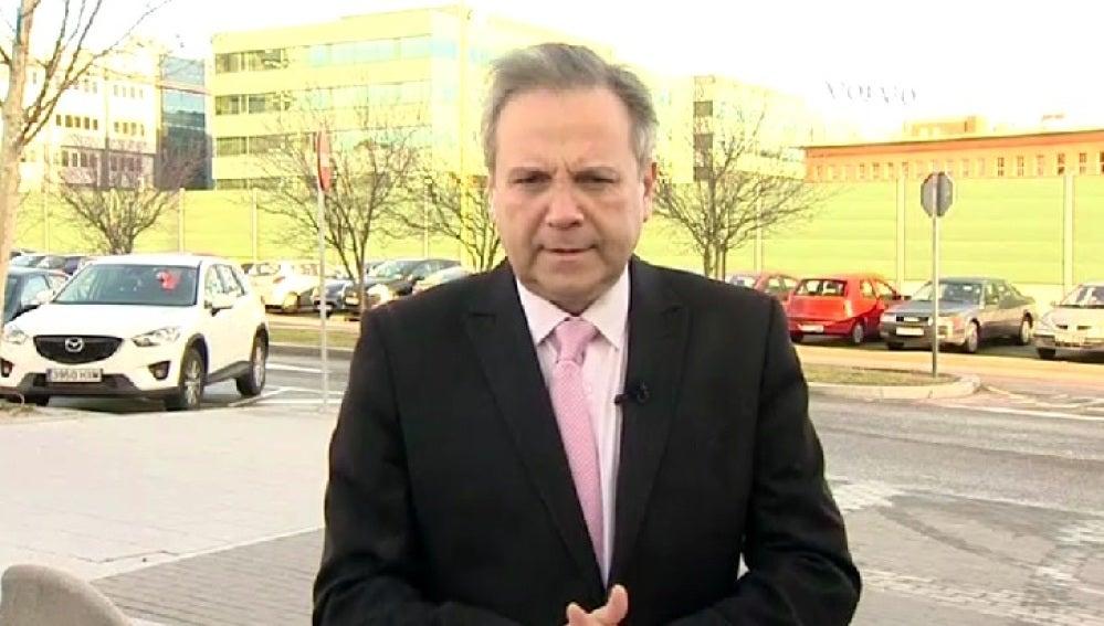 Antonio Miguel Carmona en Espejo Público