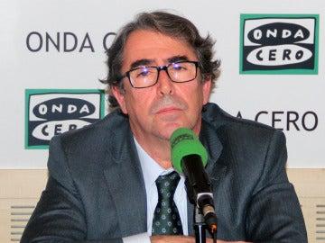 Jorge Pérez, candidato a la presidencia de la RFEF