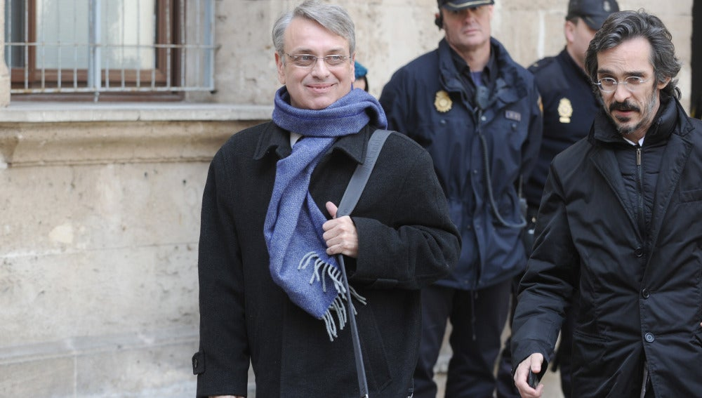 Miguel Tejeiro, exsecretario del instituto que presidieron Iñaki Urdangarin y Diego Torres