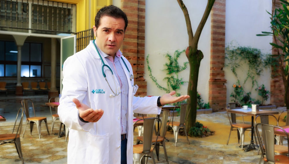 Alfonso Sánchez es Rober