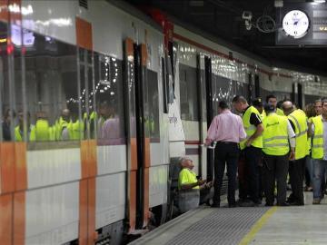 Trenes Barcelona