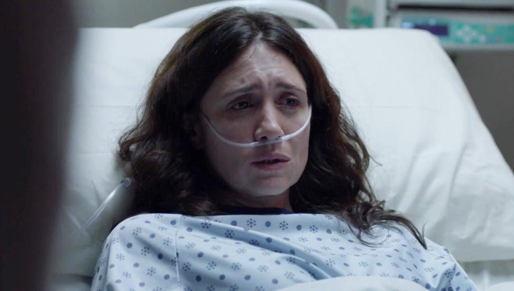 Sara recuerda lo que pasó