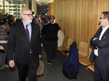 Agapito Iglesias, ex director del Real Zaragoza y administrador único de Codesport S.A