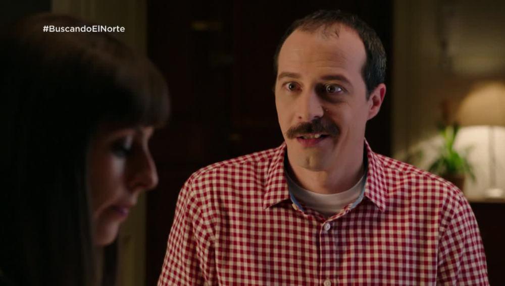 Lucas le pide a Flor si puede llevar a su hija a la guardería